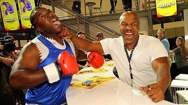 5. Balrog - Mike Tyson