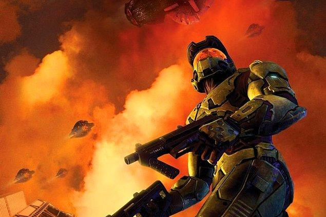 7. Master Chief - Clint Eastwood