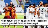 Aslan Üstünlüğünü Koruyamadı! Dört Gollü Maçta Galatasaray ve Kasımpaşa 1'er Puanla Yetindiler
