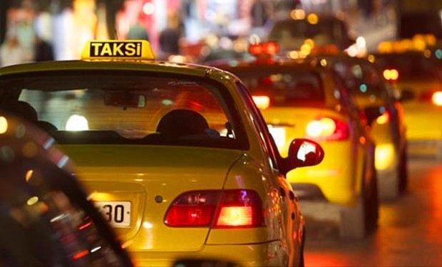 İçişleri Bakanlığı Valiliklere Gönderdi: Taksiler İçin 12 Kural