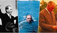 Baktığınız An Mustafa Kemal Atatürk ile Tekrar Karşılaşmış Gibi Hissettirecek Az Bilinen 28 Fotoğraf