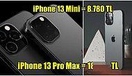 En Ucuzuna Bile İsyan Etmeden Duramayacağınız Yeni iPhone 13 Serisinin Fiyatları Ortaya Çıktı
