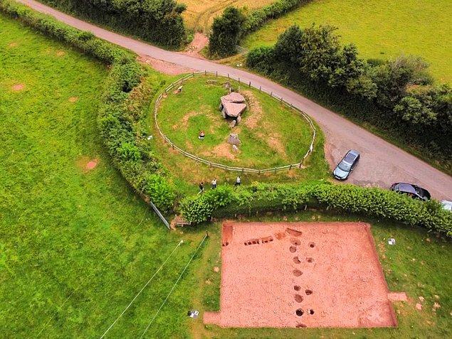 Arthur'un Taşı, İngiltere'deki en belirgin ve en bilindik Neolitik Çağ anıtlarından biri.