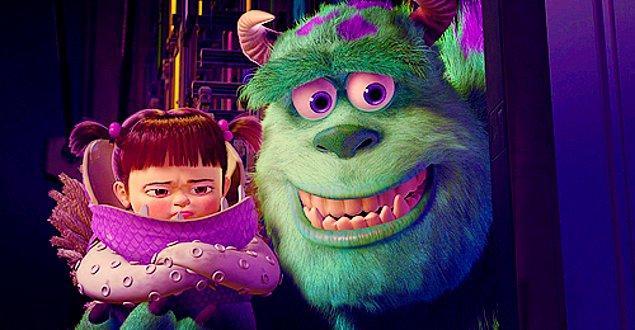2001 yazında akşam hep birlikte 'Sevimli Canavarlar' (Monster, Inc.) animasyon filmini izlerken Monster markası ortaya çıktı!