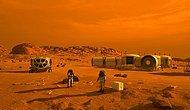 Solar Maksimum Detayı! İnsanların Mars'a Gitmesi İçin En Uygun Zaman Belirlendi