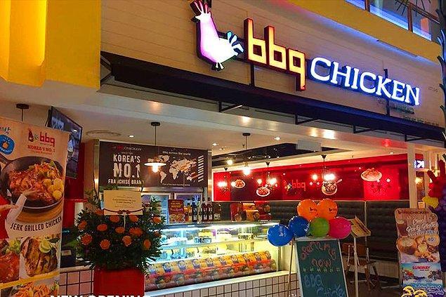 """1. """"Güney Kore'de neredeyse her köşe başında kızarmış tavuk dükkanları var. Eğer canınız tavuk çekerse fazla dolanmanıza hiç gerek yok. 😂"""""""