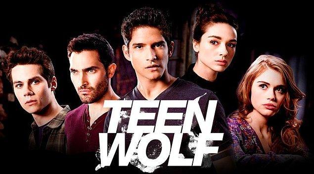9. Teen Wolf (2011 - 2017 ) - IMDb: 7.6