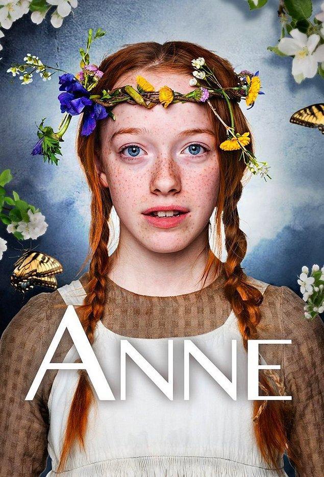 1. Anne with an E (2017 - 2019) - IMDb: 8.7
