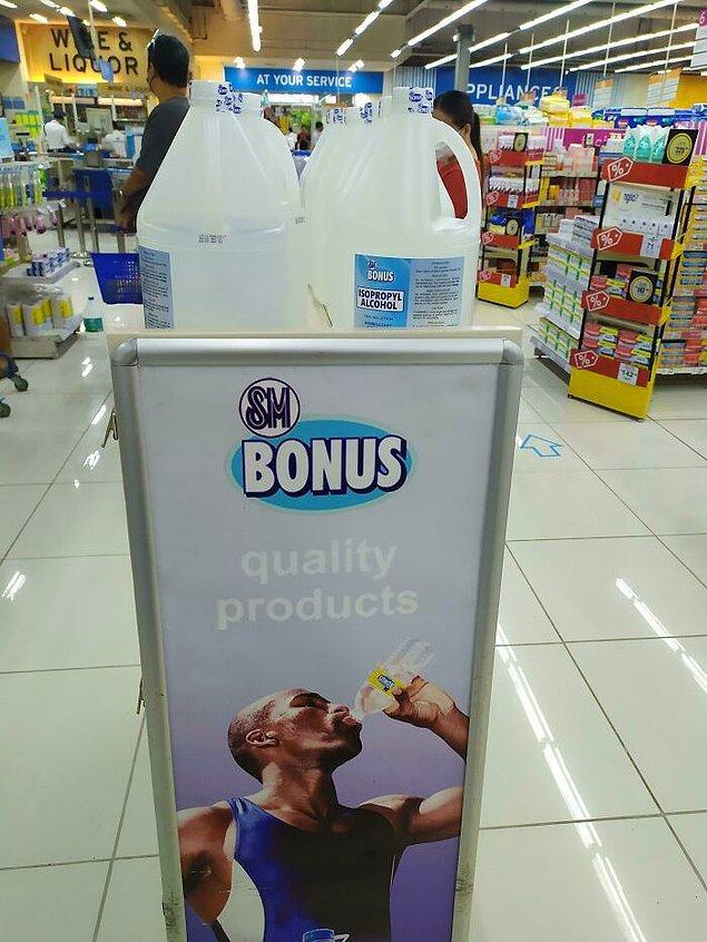 21. Su içen adam reklamını deterjanlar önüne koymak ne kadar doğru?