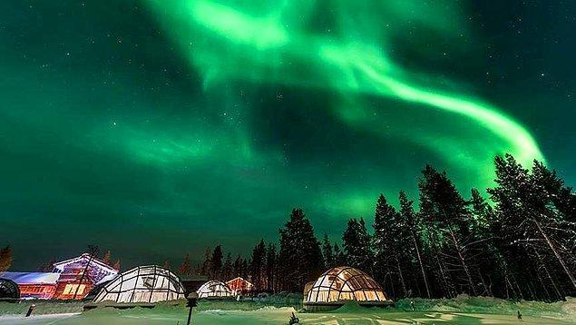2. Laponya (Finlandiya)