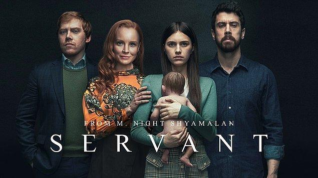 11. Servant (IMDb - 7.5)