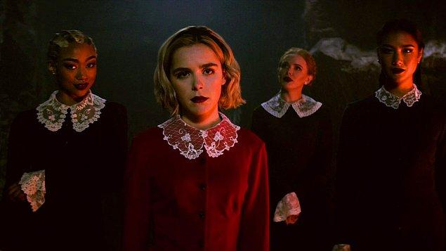 9. Chilling Adventures of Sabrina (IMDb - 7.5)