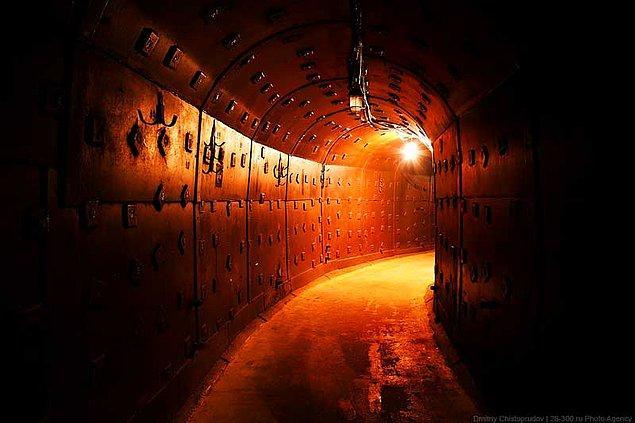 8. Şehir Altı Tünelleri (Rusya)