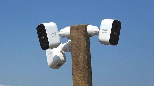 """""""Burada hava istasyonumuz var, yapay zeka destekli kamera sistemlerimiz var."""""""