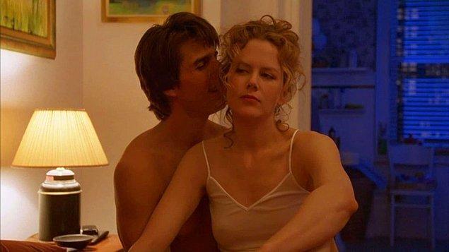 3. Tom Cruise ve Nicole Kidman - Days of Thunder (1990), Far and Away (1992), Eyes Wide Shut (1999)