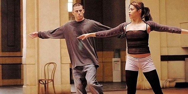 7. Channing Tatum ve Jenna Dewan - Step Up (2006)