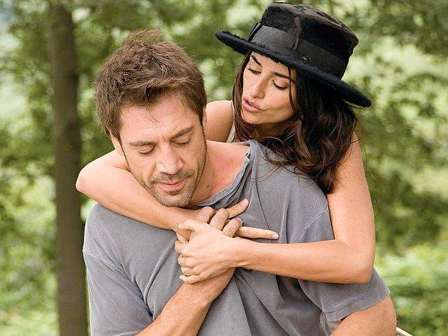8. Javier Bardem ve Penélope Cruz - Vicky Cristina Barcelona (2008)