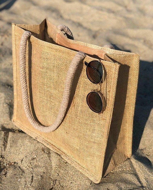 6. Plaj çantası almanın tam zamanı!