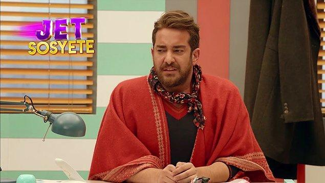 Jet Sosyete dizisinde hayat verdiği Tony karakteriyle kitlelere ismini duyurdu.