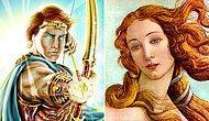 Mitolojik Bir Tanrı / Tanrıça Olsan Gücün Ne Olurdu?