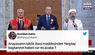 Diyanet Başkanı Erbaş'ın, Adli Yıl Açılış Töreni'ne Katılıp Dua Etmesi Tartışma Yarattı...