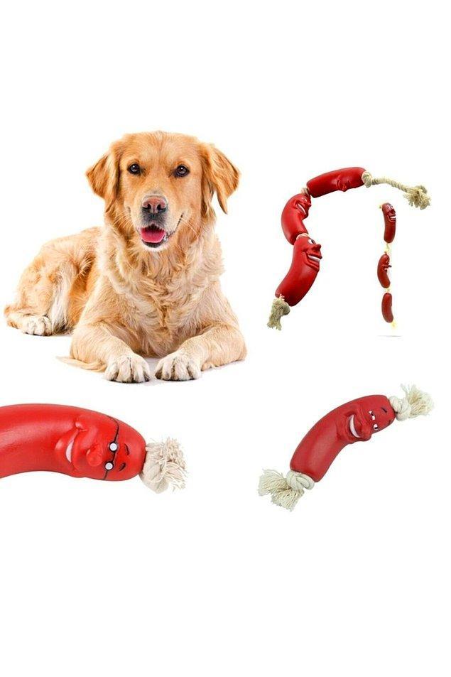 10. Isırma ve diş kaşıma özellikle köpeklerin istekleri arasında.