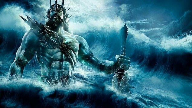 Deniz Tanrısı!
