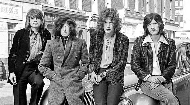 3. Led Zeppelin