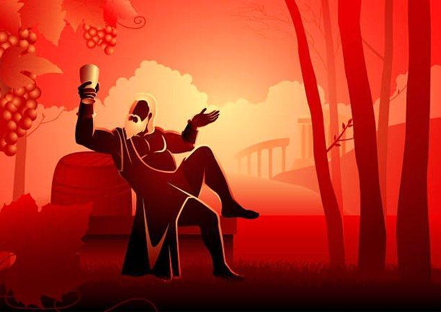 Şarap ve Tiyatro Tanrısı!