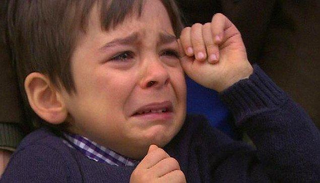 O ağladığında tüm Türkiye ağlıyordu desek yeridir!