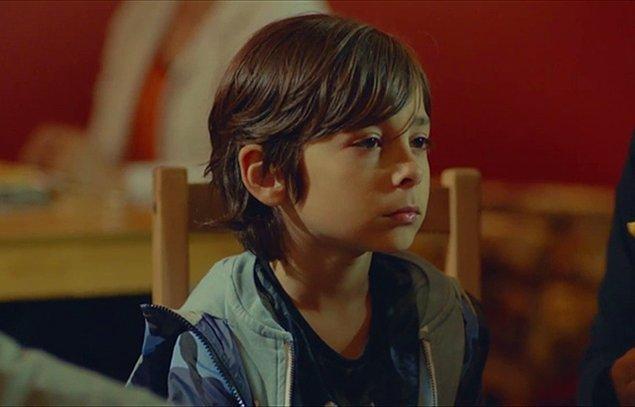 Başka dizilerde de rol alsa da o hep küçük Osman olarak kaldı hafızalarda...