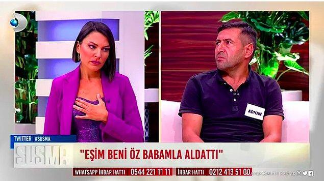 """Geçtiğimiz hafta Kanal D'de yayınlanan """"Ece Üner ile Susma"""" isimli programda herkesin şaşkınlıkla izlediği bir iddia gündeme gelmişti. Sosyal medyada da epey konuşulmuştu."""