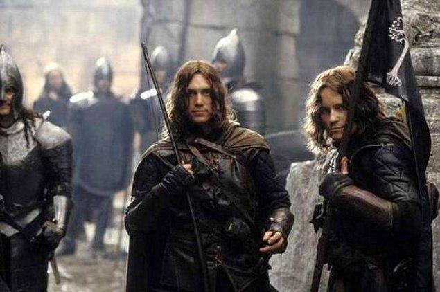 11. Ünlü yazar J.R.R. Tolkien'in torunu olan Royd Tolkien, 'Lord of The Rings' serisinin üçüncü filminde ufak bir rolü canlandırmış. Rol için de hayranı olduğu Aragorn'un peruğunu takmış.