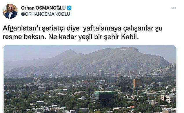 7. Orhan Osmanoğlu'nun Alakaya Çay Demlemelik Paylaşımı Size de Beyin Jimnastiği Yaptıracak