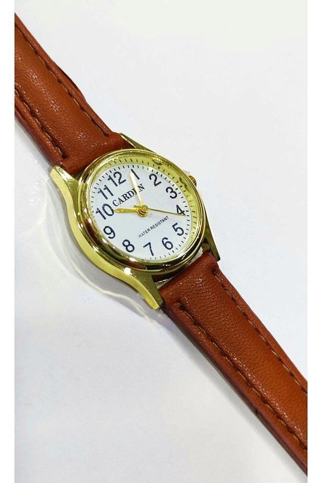 9. Vintage bir saate kim hayır diyebilir ki?