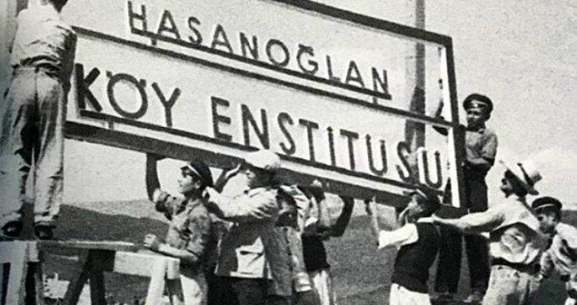 6. Köy Enstitüleri kapatılmasaydı