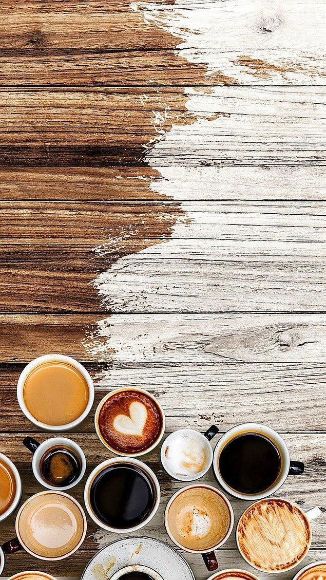 Bir kere de beş bin fincan kahve mi?