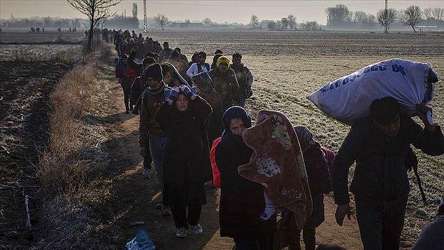 'Suriye'deki savaşı bitirip, onları göndermek zorundayım'