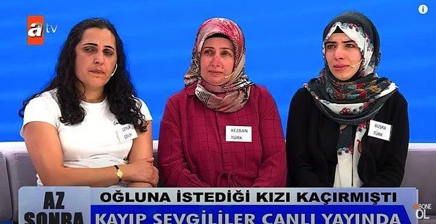Yayına bağlanan konuklardan biri ise Ahmet Elmalı'nın eski öğrencisi olduğunu ve okuldayken erkek öğrencilere şiddet uyguladığını ancak kız öğrencilere de sarıldığını iddia etti.