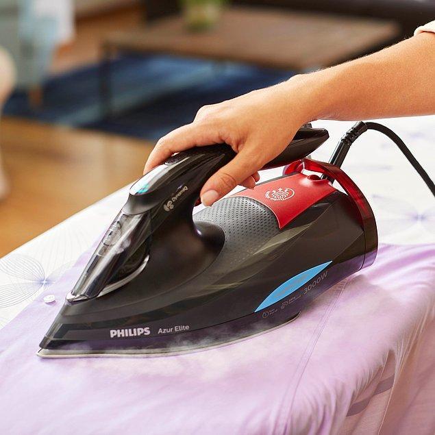 Hassas giysilerinizi ütülerken yanık stresi yaşıyor musunuz?