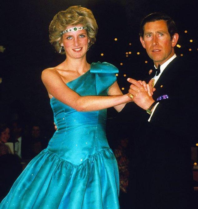 1. Prenses Diana'nın 'saç bandı'