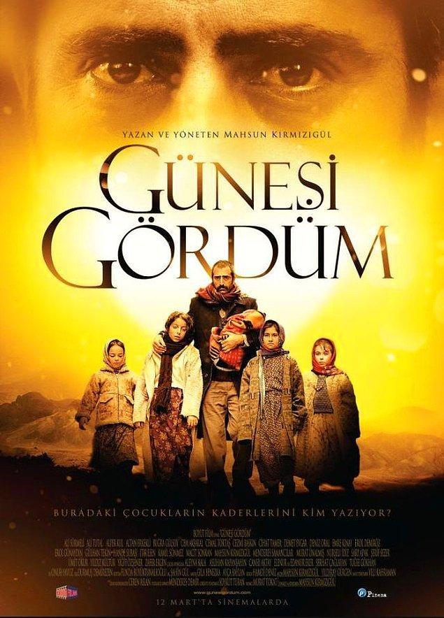 8. Güneşi Gördüm (2009) - IMDb: 6.5