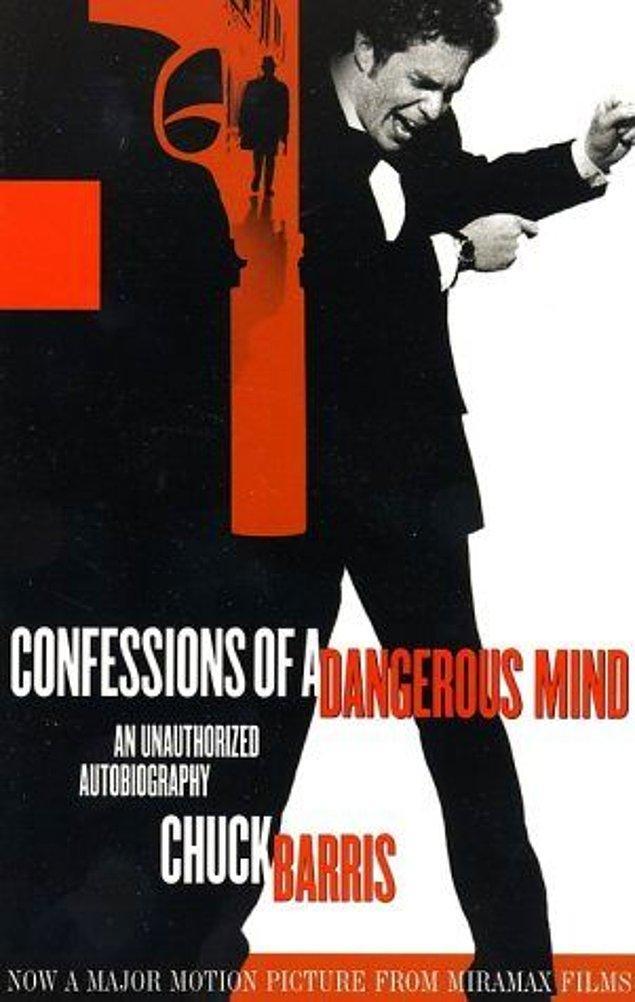 6. Confessions Of a Dangerous Mind / Tehlikeli Aklın İtirafları (2002) - IMDb: 7.0
