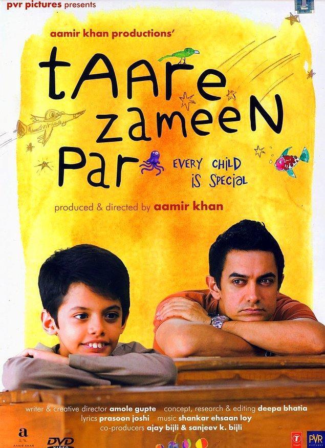 2. Taare Zaamen Par / Her Çocuk Özeldir (2007) - IMDb: 8.4