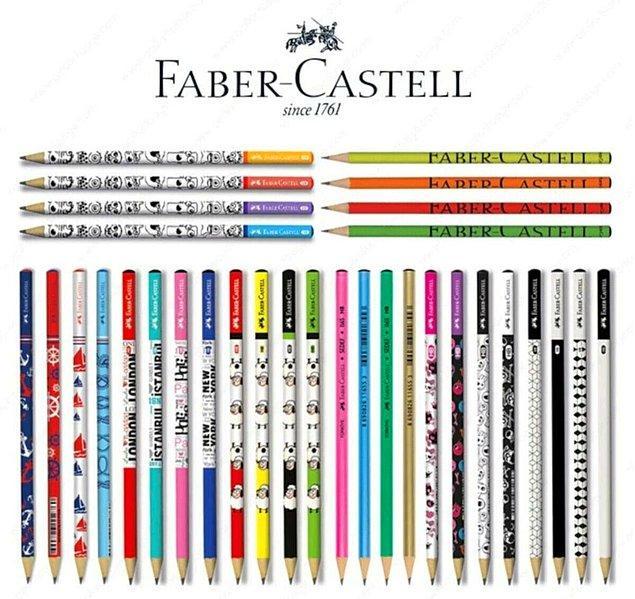 9. Birinci sınıf öğrencilerinin çok hoşuna gidecek rengarenk kurşun kalemlerde indirim var.