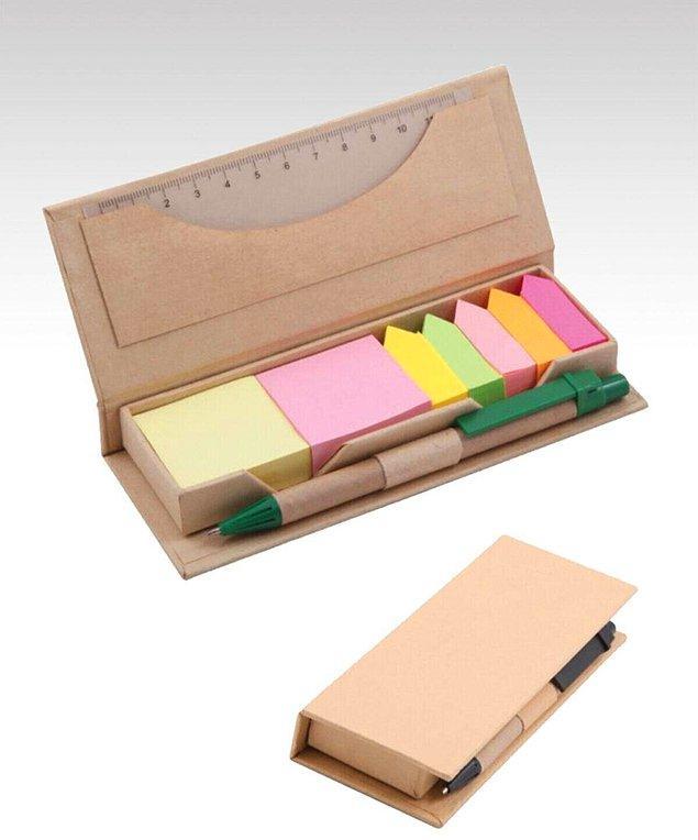 3. Okula giderken çantanızda olması gereken bir ürün.