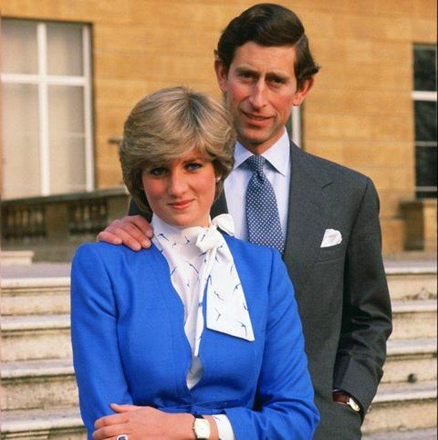 Halkın prensesi Diana, hayatımıza İngiltere tahtının varisi Prens Charles'ın eşi olarak 1981'de girdi.