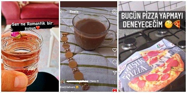 Yiyecek Fotoğraflarına Değişik Açıklama Yazma Akımını Devam Ettiren Sosyal Medya Kullanıcıları