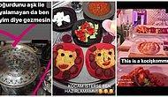 Yemek Fotoğraflarına Yazdıkları Açıklamalarla Kime Ne Gönderme Yaptıklarını Anlayamadığımız Kişiler