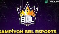 ESA Open Fire All Stars'ta BBL Esports, Mutlu Sona Ulaşmayı Başardı